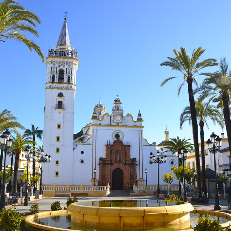 Partido Judicial de La Palma del Condado Huelva